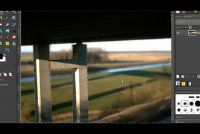Maak de achtergrond onscherp In GIMP - Hoe werkt het?