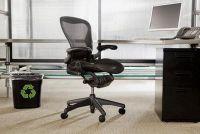 Terug vriendelijke bureaustoel - dus je gezond zitten