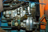 Carburateur - bouw