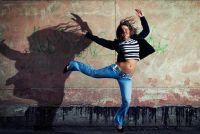 Tailor hip-hop broek voor meisjes - hoe het werkt