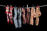 Gebreide caps met sokken - is hoe het werkt