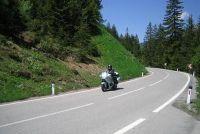 Zet een motorfiets op gas - hoe het werkt