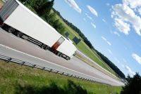 Financieren de truck rijden over het arbeidsbureau