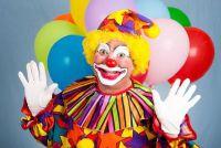 Schminken clown gezichten - hoe het werkt