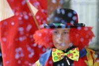 Kus voor Carnaval in Keulen - dat u moet zich bewust zijn