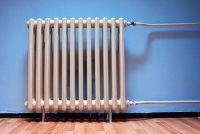 Bouwen en zichzelf assembleren - bekleding voor radiatoren
