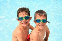 Schwimmabzeichen piraat - zodat het kind voor te bereiden voordat het