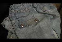 Ripped Jeans SEW - zodat u herstellen je broek