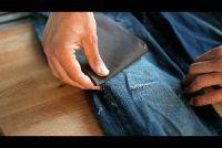 Jeans - gebruikt kijk maken zichzelf
