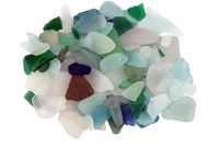 Verwerkte zee glazen sieraden - Instructies