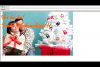 Instellen van de achtergrond voor Kerstmis - Outlook