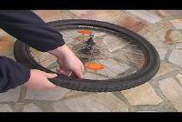 Change Fahrradschlauch - Hier is hoe gemakkelijk
