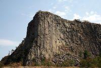Rock cyclus - groei en verval van de rotsen