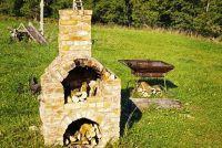 Giet fundamenten voor een barbecue - Hier is hoe