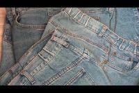 Stuur ons uw jeans close - hoe het werkt onopvallend