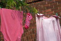 Muffe geur - dus verwijderen uit kleding