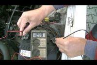 Batterij van de Auto - Meten met een multimeter, als het nuttig