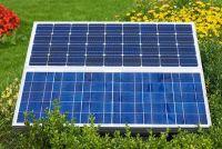 Installeer de zonnepanelen voor het balkon - zo gaat het