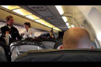 Het eten in het vliegtuig te nemen - dat u moet zich bewust zijn