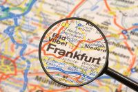 Duitsland Kaart - goed te leren stromen