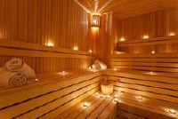 Badkamer met sauna - Instructies