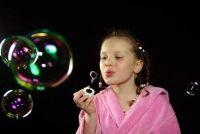 Hoe maak je een perfecte zeepbel van water te maken?
