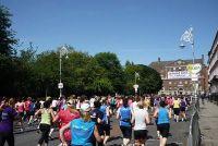 Verbrande calorieën tijdens halve marathon - zodat u kunt berekenen