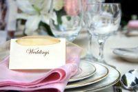 Ontworpen programma voor de bruiloft krant
