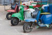 Vespa scooters - aandacht besteden aan de juiste licentie