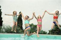 Children's verjaardag in het zwembad - ervaring