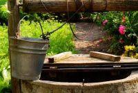 Wacht grondwaterputten - zodat je het goed te krijgen