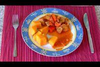 Yam - Voorbereiden van de wortel goed