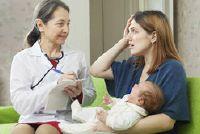 Moeder ziek, vader werkt - wat te doen?