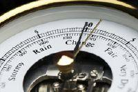 Wat wordt gemeten met een barometer?