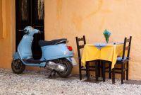 Koop nieuwe Vespa scooter - het moet je betalen