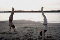 Handstand leren in een dag - dus het zal werken