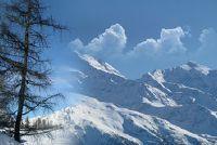 Alpen - als u uw huis te versieren in de Alpine-stijl