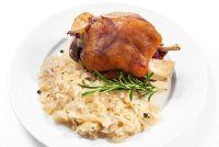 Gestoofde varkenspoot - een recept