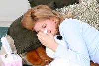 Slapen met rhinitis - dus het kan vouwen
