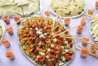 Kids Party: bereiden van voedsel - idee voor een kindvriendelijke buffet