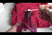 Meeldauw vlekken in textiel - die je kunt doen