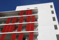 Vergroening van het balkon als een hedge - het moet je betalen