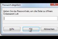Excel: vergeet het vergeten - zo gaat het toch