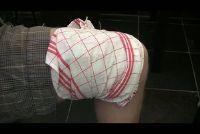 Zo kan een quark kompres voor zijn knie wordt gemaakt