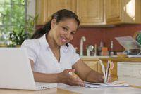 Factuur formulier voor kleine bedrijven - Notities
