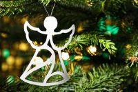 Kunst op de kerstboom - Ideeën om je eigen te maken