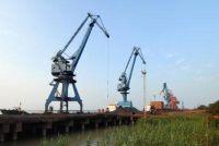 Hamburg - een havenrondvaart met scheepswerf tourschema dus
