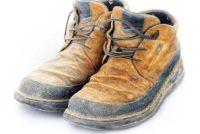 Verkleurde - zo behandelen verkleurde schoenen