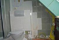 Benadruk gipsplaten plafond - zo gaat het in de badkamer
