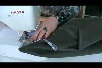 Sew handtas zelf - Aanwijzingen voor een Tote Bag